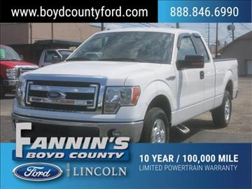 2014 Ford F-150 for sale in Ashland, KY