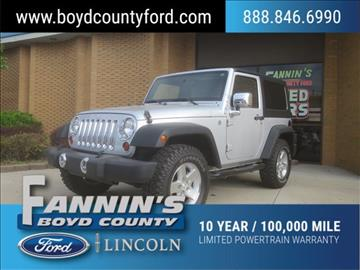 2009 Jeep Wrangler for sale in Ashland, KY