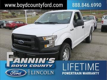 2016 Ford F-150 for sale in Ashland, KY