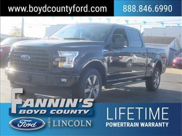 2017 Ford F-150 for sale in Ashland, KY