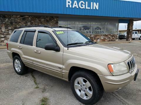 2001 Jeep Grand Cherokee for sale in Pocahontas, AR
