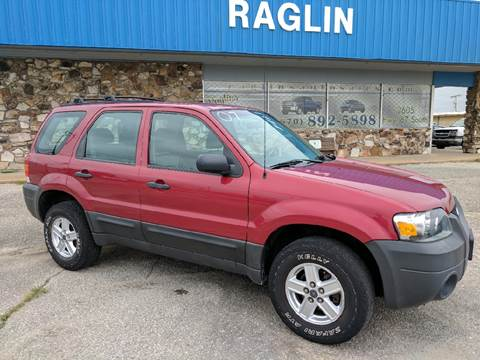 2007 Ford Escape for sale in Pocahontas, AR