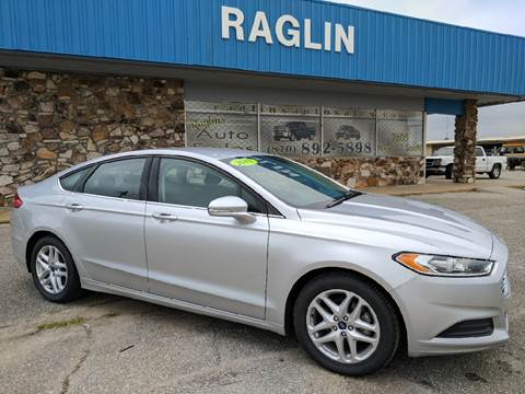 2015 Ford Fusion for sale in Pocahontas, AR