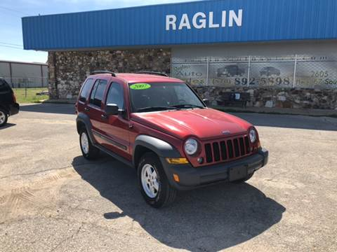 2007 Jeep Liberty for sale in Pocahontas, AR