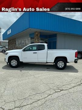 2015 Chevrolet Colorado for sale in Pocahontas, AR