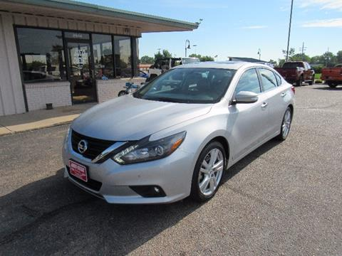 2017 Nissan Altima for sale in Grand Island NE