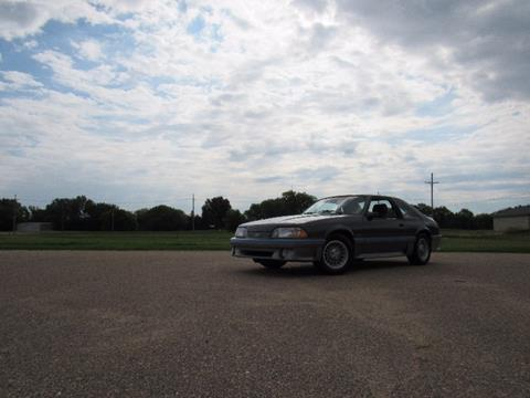 1987 Ford Mustang for sale in Grand Island NE