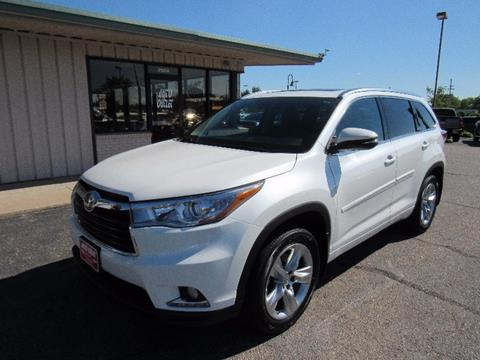 2015 Toyota Highlander for sale in Grand Island NE