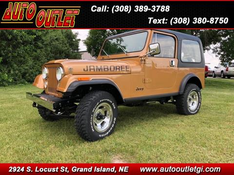 1982 Jeep CJ-7 for sale in Grand Island, NE