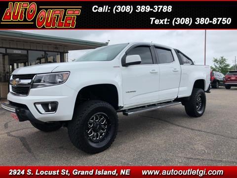 Diesel Trucks For Sale Colorado >> 2016 Chevrolet Colorado For Sale In Grand Island Ne