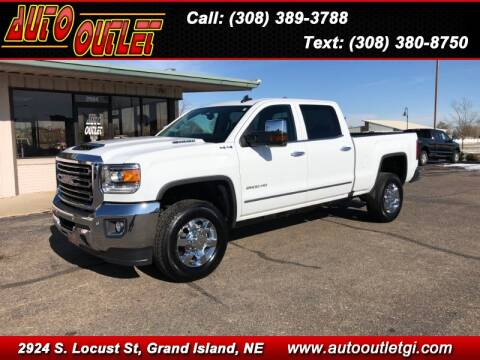 2018 GMC Sierra 2500HD for sale in Grand Island, NE