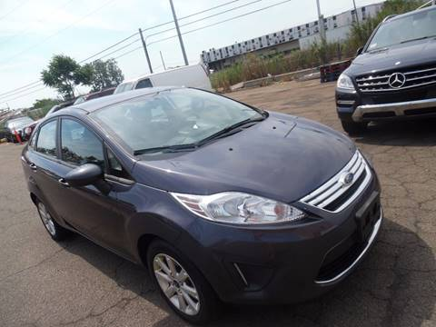 2012 Ford Fiesta for sale in Everett, MA