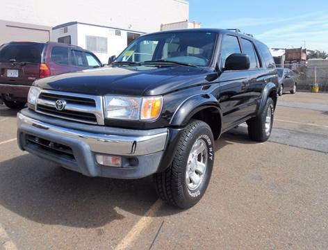 2000 Toyota 4Runner for sale in Everett, MA