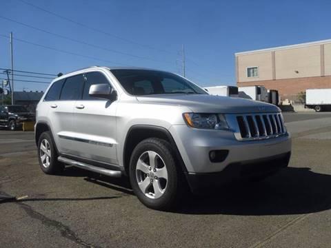 2012 Jeep Grand Cherokee for sale in Everett, MA