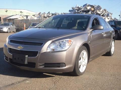 2012 Chevrolet Malibu for sale in Everett, MA