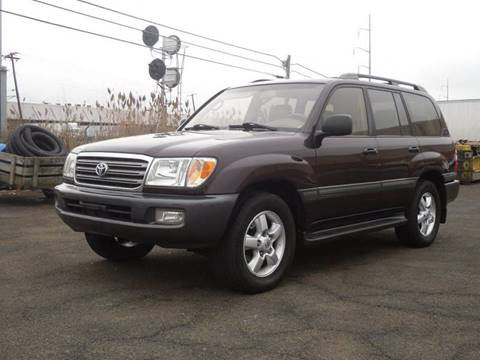 2003 Toyota Land Cruiser For Sale In Everett, MA