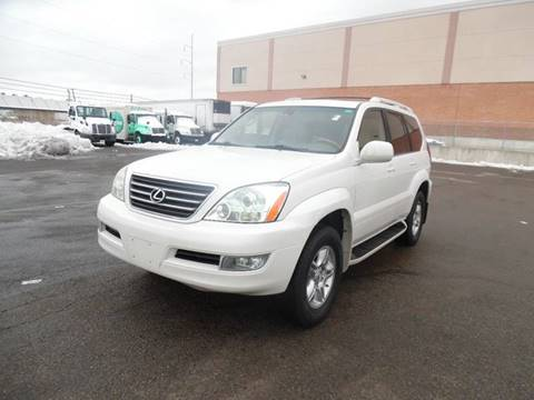 2004 Lexus GX 470 for sale in Everett, MA