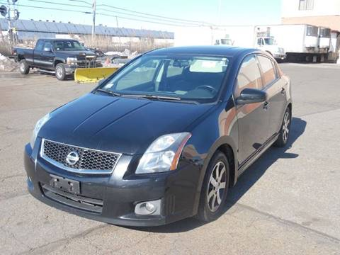 2012 Nissan Sentra for sale in Everett, MA