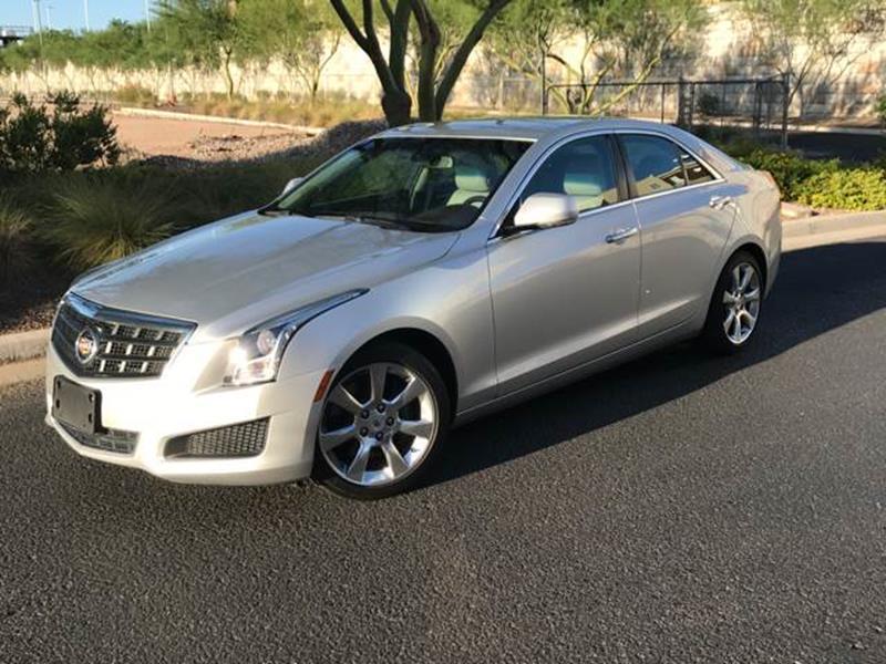 Cadillac ATS L Luxury In Tempe AZ Sports Cars International - Sports cars international