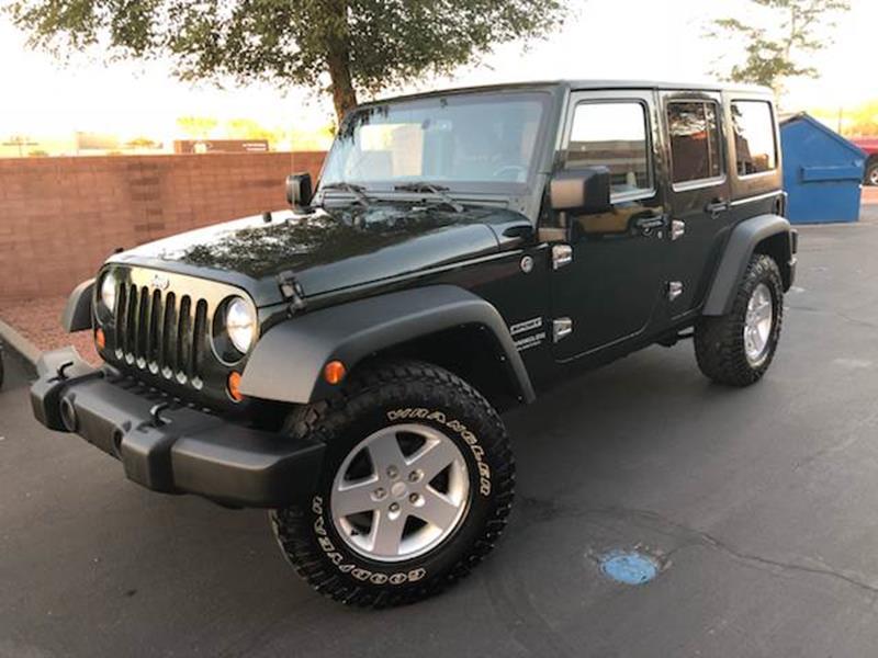 Jeep Wrangler Unlimited Sport In Tempe AZ Sports Cars - Sports cars international