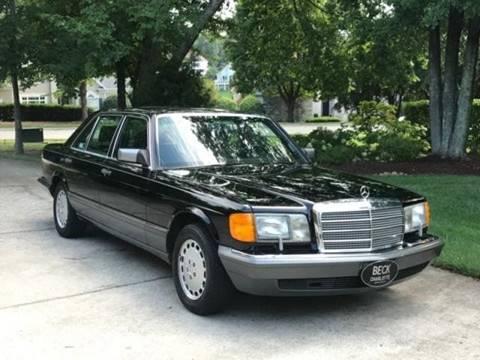 Mercedes Benz 420 Class For Sale