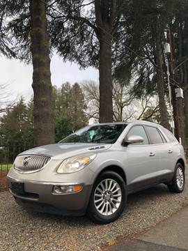 2011 Buick Enclave for sale in Bothell, WA
