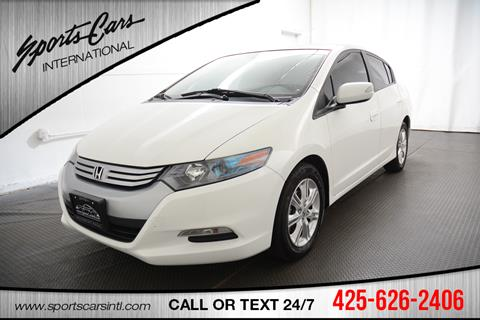 2011 Honda Insight for sale in Bothell, WA
