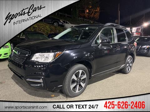 2017 Subaru Forester for sale in Bothell, WA