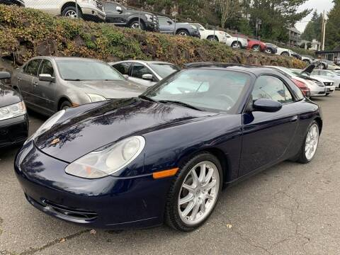 2000 Porsche 911 for sale in Bothell, WA