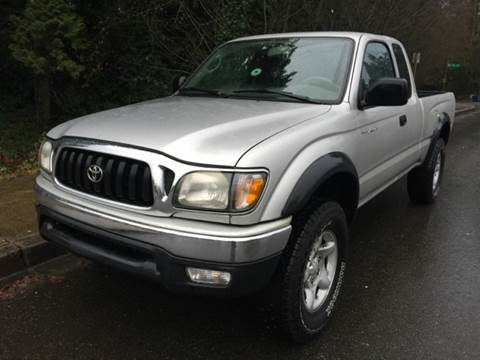 2003 Toyota Tacoma for sale in Bothell, WA