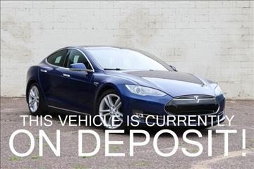 2015 Tesla Model S for sale in Eau Claire, WI