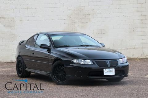 2004 Pontiac GTO for sale in Eau Claire, WI