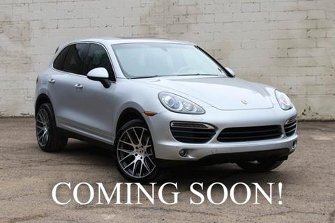 2011 Porsche Cayenne for sale in Eau Claire, WI
