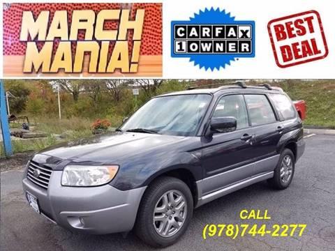 2008 Subaru Forester for sale in Salem, MA