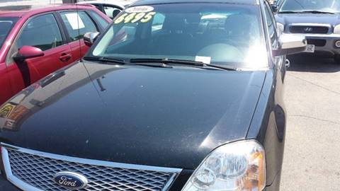 2006 Ford Five Hundred for sale in Madison, WI