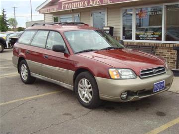 2002 Subaru Outback for sale in Mankato, MN