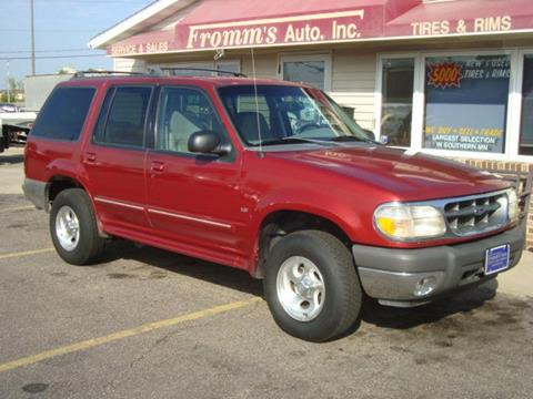 2000 Ford Explorer for sale in Mankato, MN