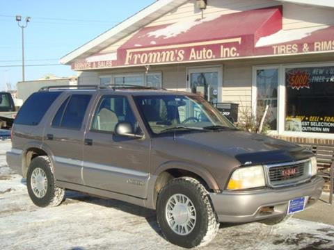 1998 GMC Jimmy for sale in Mankato, MN