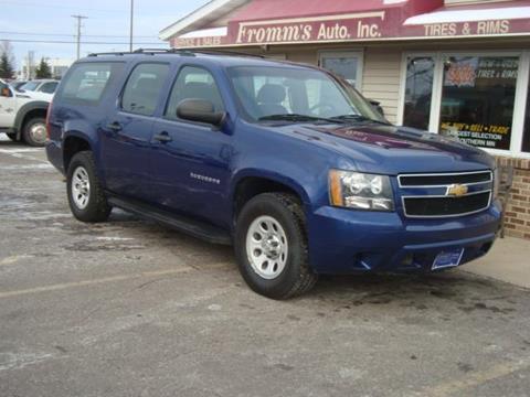 2012 Chevrolet Suburban for sale in Mankato, MN
