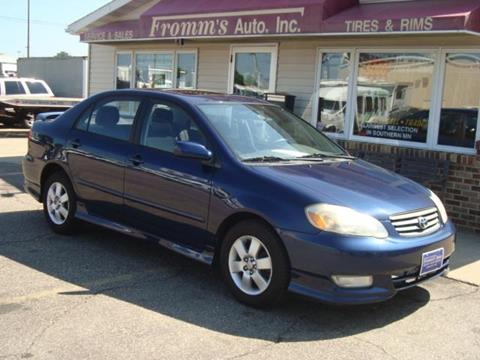 2004 Toyota Corolla for sale in Mankato, MN
