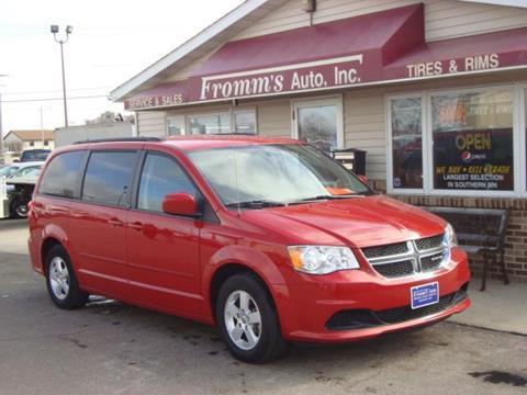 2012 Dodge Grand Caravan for sale in Mankato, MN