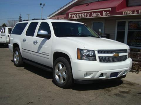 2013 Chevrolet Suburban for sale in Mankato, MN