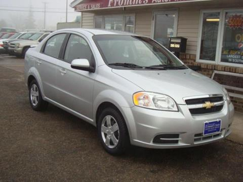 2011 Chevrolet Aveo for sale in Mankato, MN