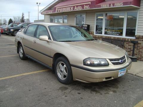 2004 Chevrolet Impala for sale in Mankato, MN