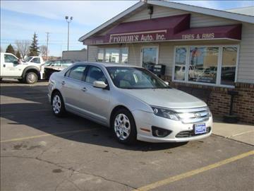 2010 Ford Fusion for sale in Mankato, MN