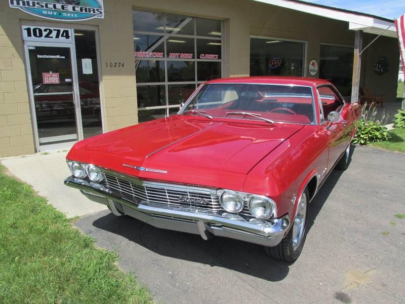 1965 Chevrolet Impala 502 In Goodrich MI - Ross Customs Muscle Cars LLC