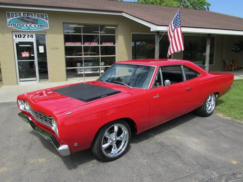 1968 Plymouth Roadrunner for sale in Goodrich, MI