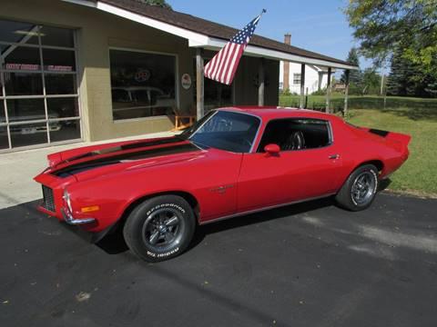 1971 Chevrolet Camaro for sale in Goodrich, MI