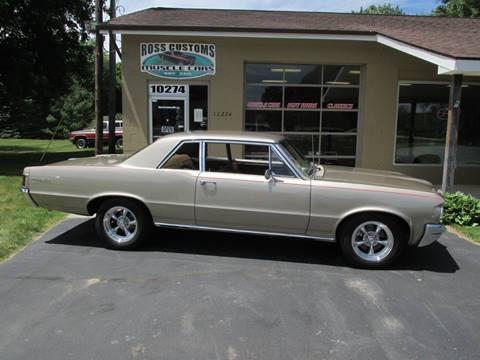 1964 Pontiac Tempest for sale in Goodrich, MI