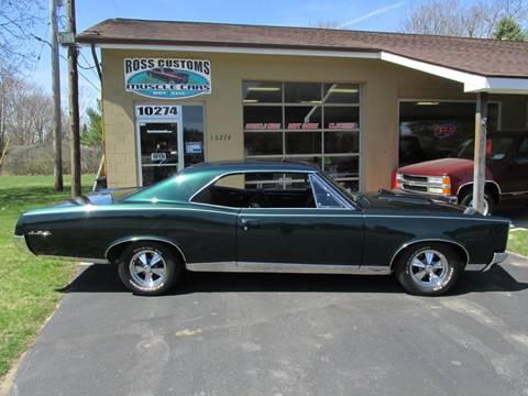 1967 Pontiac GTO for sale in Goodrich, MI